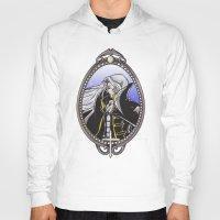 castlevania Hoodies featuring Dracula's Dhampir by CaptainSunshine