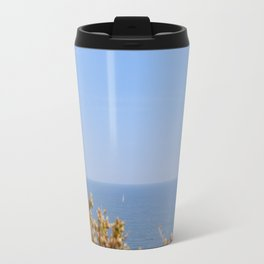 Sailing in the Cote d'Azur Travel Mug