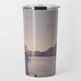 Dusk In Venice Travel Mug