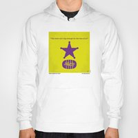 toy story Hoodies featuring No190 My Toy Story minimal movie poster by Chungkong