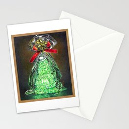 Let There Be Light Forever Stationery Cards