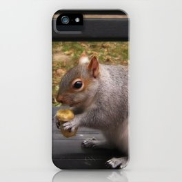 So What? I am on a banana diet. iPhone Case