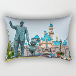 Walt & Mickey Rectangular Pillow