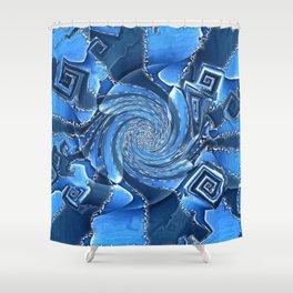 Funky Jive 16316 Shower Curtain