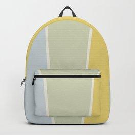 Soft Vintage Color Block Backpack