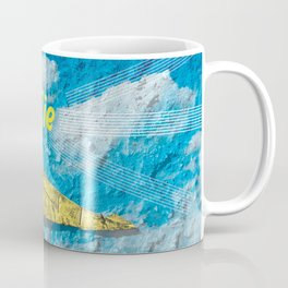 fly Coffee Mug