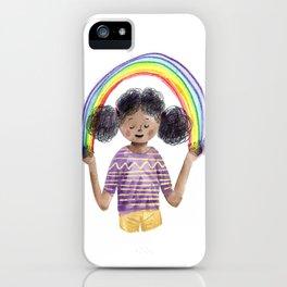 Alexis's Rainbow iPhone Case