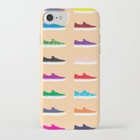 vans iPhone & iPod Cases featuring Vans by Kayla Ivey
