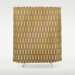 Retro 11 Shower Curtain