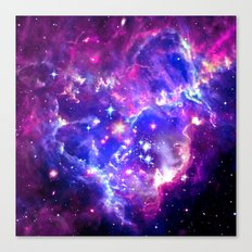 Galaxy. Canvas Print