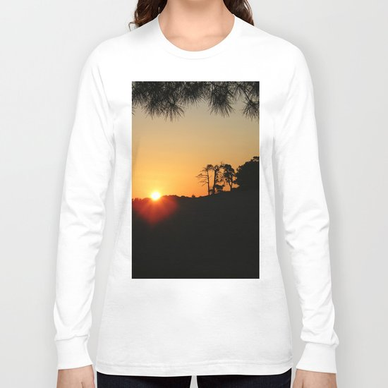 Dutch sunrise Long Sleeve T-shirt