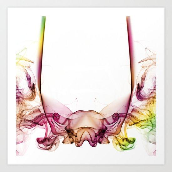Raging Bull 2 Art Print