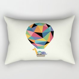 Fly High Together Rectangular Pillow