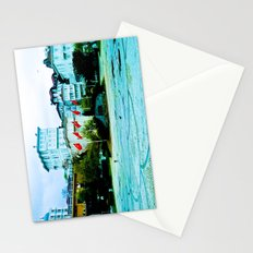The entrance to the island. Stationery Cards