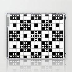 Victorian Floor Tile Pattern #4 Laptop & iPad Skin