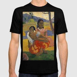 Paul Gauguin -  Nafea Faa Ipoipo (When Will You Marry?) T-shirt