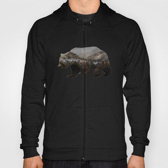 The Kodiak Brown Bear Hoody