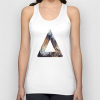 bastille Tank Tops featuring Bastille (solid) by syrup