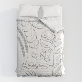 Fresh Bread Comforters