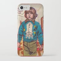 kubrick iPhone & iPod Cases featuring *Hiss* *Crakle* Mr. Kubrick... *Crakle* by LeKolora