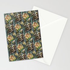 Butterflies and Roses Stationery Cards