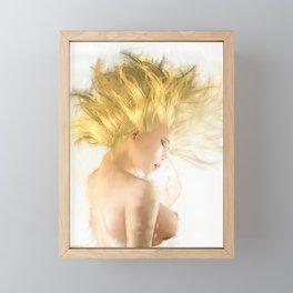 Loved Framed Mini Art Print