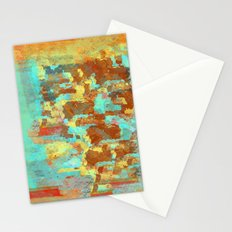 Southwestern Abstract Stationery Cards