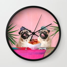 Spughetti Wall Clock