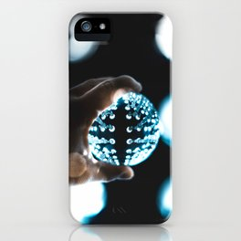 Bokeh LACMA iPhone Case