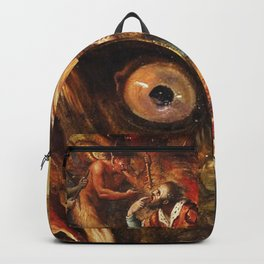Demons and creatures Backpack
