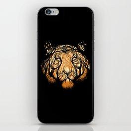 Hidden Hunter iPhone Skin