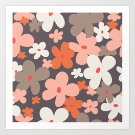 Garden Dream - Style B Art Print