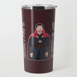 Dr. Strange Travel Mug