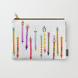 Little Arrows Carry-All Pouch