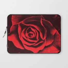Red as Roses Laptop Sleeve