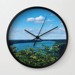 Niagara River Wall Clock