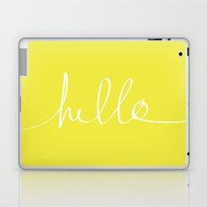 Hello x Sunshine Laptop & iPad Skin