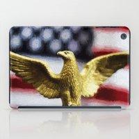 patriots iPad Cases featuring America by ThePhotoGuyDarren
