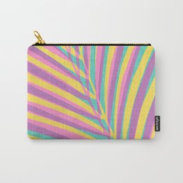 Bright Tropical Palm Carry-All Pouch