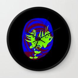 3D Animation/cartoon Wall Clock