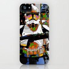 Funky Trooper Slim Case iPhone (5, 5s)