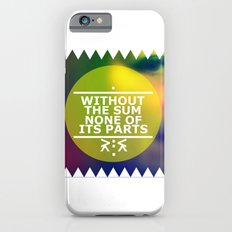 Sum and Parts Slim Case iPhone 6s