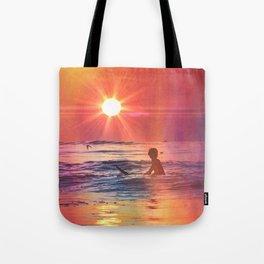 Vivid Summer Tote Bag