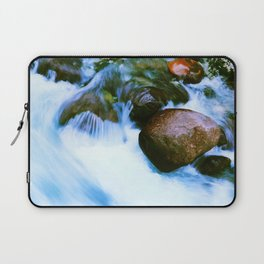 Water of the torrent Laptop Sleeve