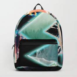 Leng Pattern 6 Backpack