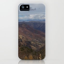 Land of the free. iPhone Case