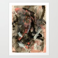 community Art Prints featuring Community by Lisa Romero