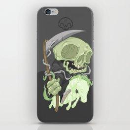 The Four Horsemen of the Apocalypse (Green) iPhone Skin