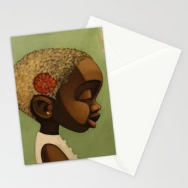 lula bell Stationery Cards