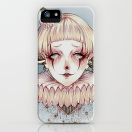 Simple Happiness iPhone Case